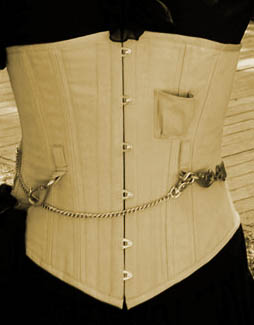 "Fantasia""s London Safari Corset"